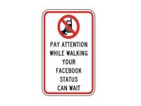 در نظر گرفتن جریمه در آمریکا برای کسانی که هنگام عبور از خیابان با موبایل خود کار می کنند