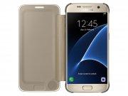 کیف هوشمند اصلی سامسونگ Samsung Galaxy S7 Clear View Cover