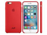 کاور سیلیکونی Apple iPhone 6s Plus Silicone Cover