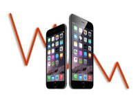 فروش گوشی های هوشمند اپل در سال میلادی جاری نیز کاهش خواهد یافت