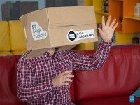 دروغ سیزده: گوگل و ساخت هدست واقعیت مجازی برای تبلت ها!