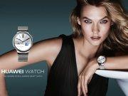 ساعت هوشمند هواوی بند استیل Huawei Watch Stainless Steel Mesh Band