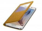 خرید فیلیپ کاور اصلی Samsung Galaxy S6 S View Flip Cover