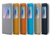 فیلیپ کاور اصلی Samsung Galaxy S6 S View Flip Cover