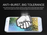 خرید محافظ صفحه نمایش شیشه ای Samsung Galaxy E5 مارک Nillkin
