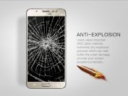 محافظ صفحه نمایش شیشه ای نیلکین سامسونگ Nillkin H+ Pro Glass Samsung J7 2016