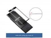 خرید محافظ صفحه نمایش شیشه ای BlackBerry Priv