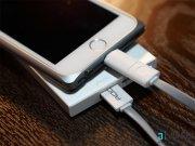 کابل دو پورت Micro USB و Lightning مارک Rock