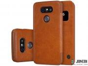 کیف چرمی نیلکین ال جی Nillkin Qin Leather Case LG G5
