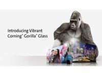عرضه نسخه جدید Gorilla Glass با قابلیت چاپ عکس روی آن