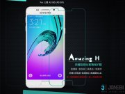 جانبی محافظ صفحه نمایش شیشه ای Samsung Galaxy A3 2016 مارک Nillkin H