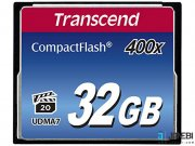 کارت حافظه Transcend 32GB Premium 400x Compact Flash Card