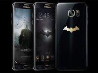 سامسونگ و عرضه نسخه ویژه بتمن گوشی Galaxy S7 Edge