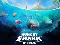 Hungry Shark world در هفته اول عرضه خود رکورد شکنی کرد