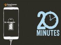 تکنولوژی شارژ سریع مدیاتک، باتری گوشی شما را در 20 دقیقه تا 70 درصد شارژ می کند