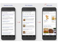 Rich cards، انقلاب جستجو در گوگل