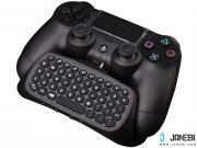 کیبورد بی سیم دابی DOBE PS4 Wireless Keyboard Gamepad
