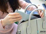 کیبورد تاشوی بی سیم F18 Foldable Bluetooth Keyboard