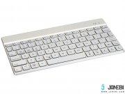 خرید کیبورد بی سیم F3S Bluetooth LED Backlight Keyboard