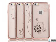 خرید محافظ ژله ای رزگلد Apple iPhone 6S/6 مارک Remax