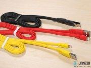کابل شارژ و انتقال داده لایتنینگ ریمکس Remax Full Speed Lightning Cable 1.5m