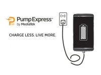 مدیاتک و عرضه Pump Express 3.0: تکنولوژی شارژ 0 تا 70 درصدی باتری در 20 دقیقه!