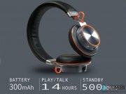 هدفون بلوتوث ریمکس Remax 195 HB Bluetooth Headphone