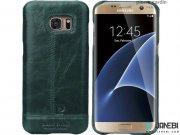 قاب چرمی Samsung S7 edge مارک Pierre Cardin