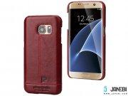 قاب چرمی پیرکاردین سامسونگ Pierre Cardin Samsung Galaxy S7
