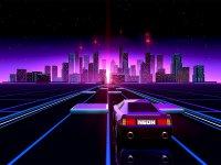 Neon Drive یک بازی اتومبیل رانی با یاداوری خاطرات VHS ها