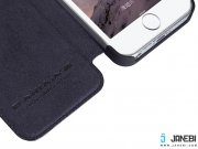خرید کیف چرمی Apple iphone 5/5C/5S/SE مارک Nillkin-Qin