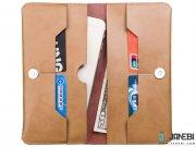 جانبی کیف پول و گوشی Protfolio Series Multifunctional Wallet for iPhone 6 / 6plus مارک Hoco