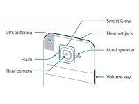 Smart Glow سامسونگ، هنگام دریافت تماس یا پیام، دور دوربین گوشی شما را روشن می کند