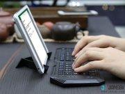 کیبورد تاشوی بی سیم بیسوس Baseus Tron Pro Series Bluetooth Folding Keyboard