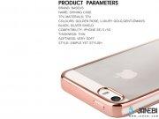 محافظ ژله ای Apple iPhone SE/5/5S مارک Baseus Shining case