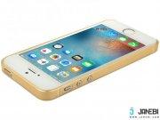 محافظ ژله ای بیسوس آیفون Baseus Slim Case Apple iPhone 5/5S/SE
