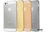 خرید محافظ ژله ای Apple iPhone SE/5/5S مارک Baseus Simple Case