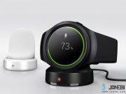 خرید داکت و شارژر بی سیم سامسونگ Samasung Wireless Charger Dock For Gear S2