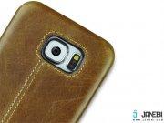 خرید قاب چرمی پییر کاردین Pierre Cardin Genuine Leather For Samsung Galaxy S6
