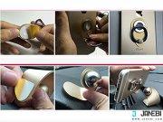 حلقه نگهدارنده گوشی و استند هوکو Hoco CA4 Magnetic Ring Buckle Mounting