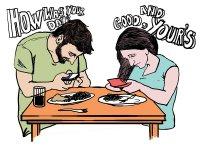 روزانه 3 ساعت، زمان خیره شدن ما به صفحه گوشی های هوشمند!