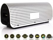 خرید اسپیکر بلوتوث و پاور بانک ریمکس Remax RB H1 Desktop Bluetooth Speaker