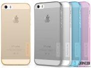 محافظ ژله ای نیلکین آیفون Nillkin Nature TPU Case Apple iphone 5/5S/SE