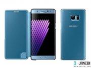 کاور اصلی سامسونگ Samsung Clear View Cover For Samsung Galaxy Note 7