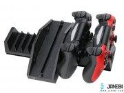 قیمت استند و پایه شارژ داب DOBE PS4 Multifunction Dock
