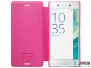 کیف نیلکین سونی Nillkin Sparkle Leather Case Xperia X