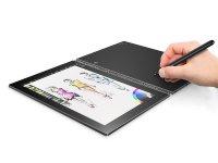 Yoga Book لنوو، یک تبلت هیبریدی با صفحه کلید مستقل لمسی
