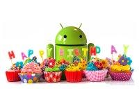گوگل به مناسبت هشتمین سال تولد آندروید، طرفدارانش را سورپرایز می کند