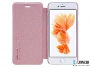 کیف نیلکین آیفون 7/8 Nillkin Sparkle Leather Case Apple iPhone