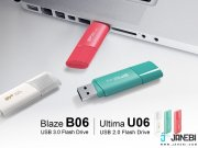 فلش مموری سیلیکون پاور Silicon Power Blaze B06 USB Flash Memory - 8GB